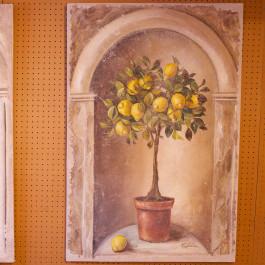Italienske Fresko malerier - Spar 30%
