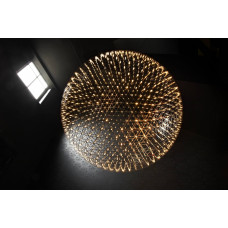 Moooi Raimond Sphere lampe i kugleform med LED
