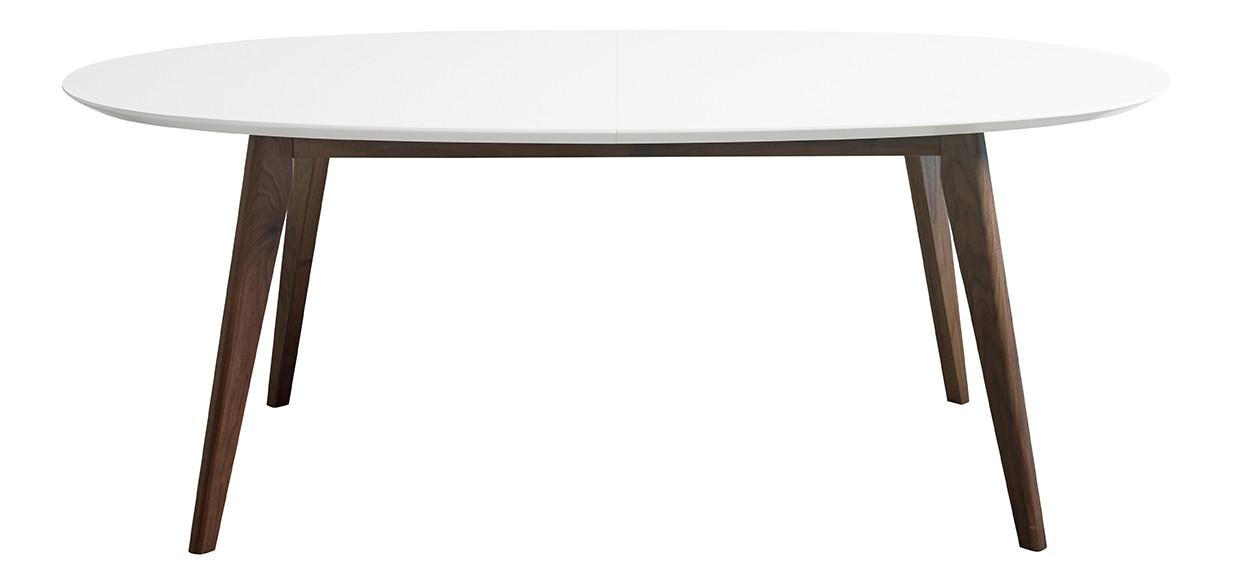spisebord stålben