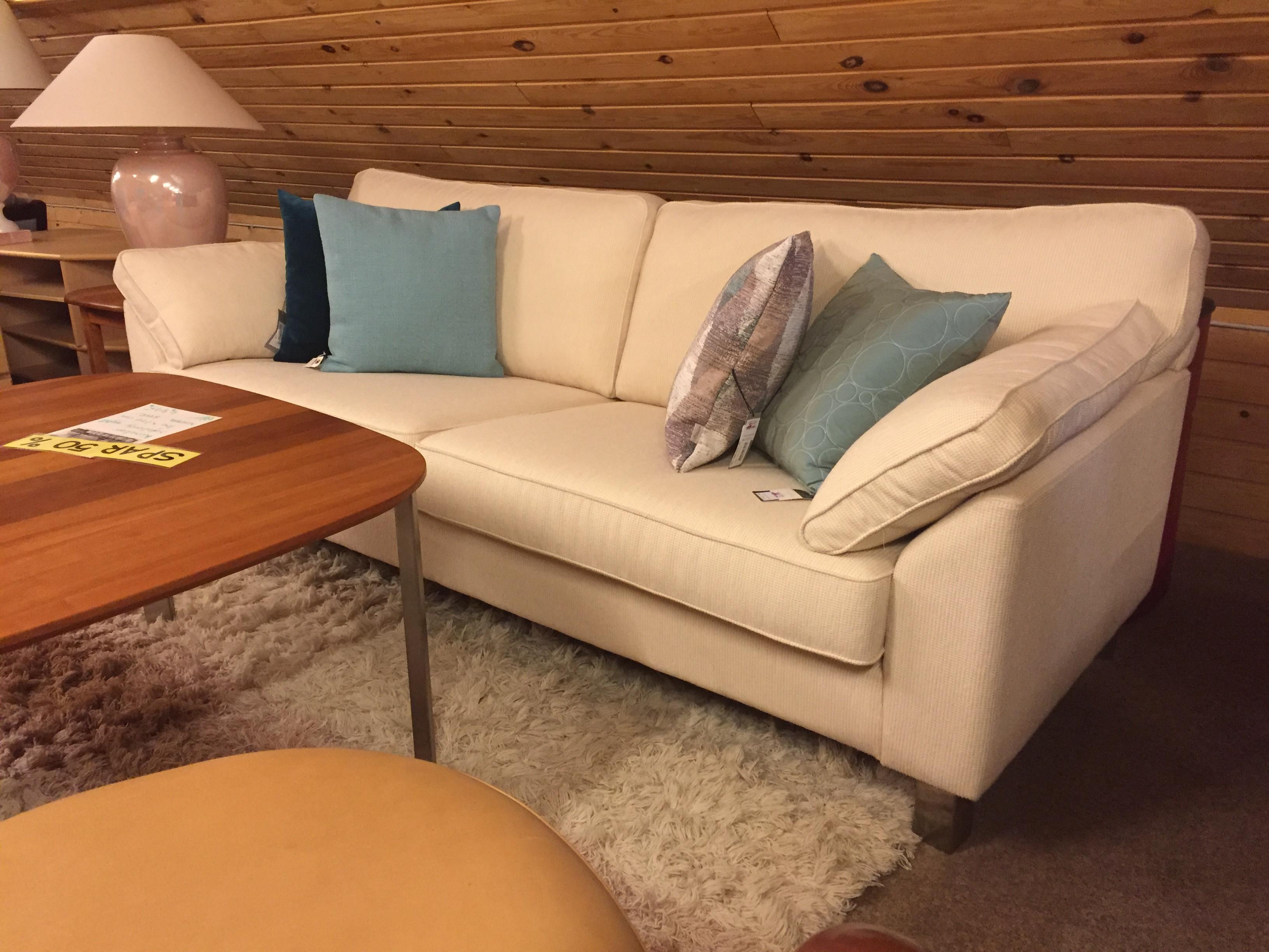 7 personers sofa